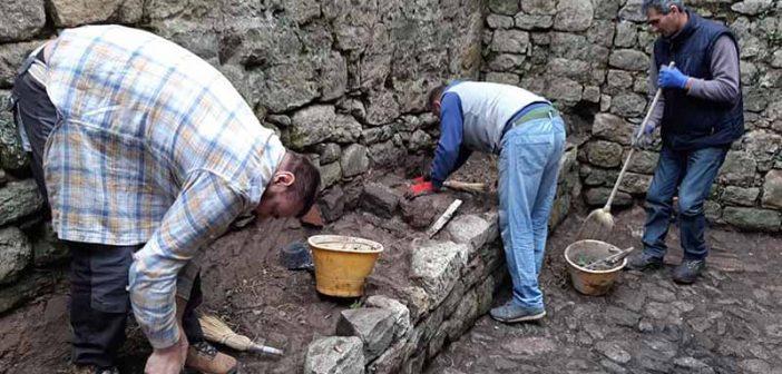 Arheološka istraživanja istočnog dijela tzv. Arhiepiskopske palate