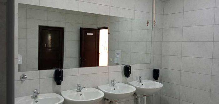 Završena rekonstrukcija đačkih toaleta u OŠ Meksiko