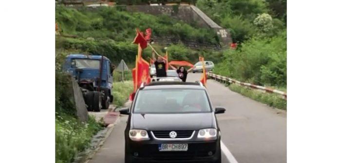 Patriotska kolona vozila od Bara do Tuđemila