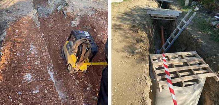 Završeni radovi na izgradnji kanalizacije i adaptaciji saobraćajnice u naselju Brbot