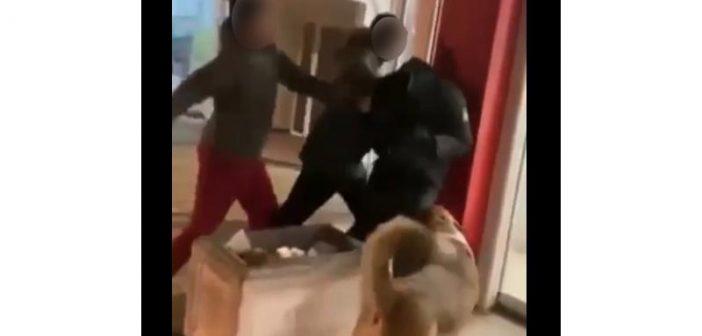 Maloljetničko nasilje u Baru