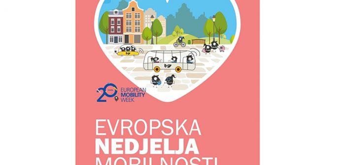 Evropska Nedjelja urbane mobilnosti biće obilježena nizom aktivnosti