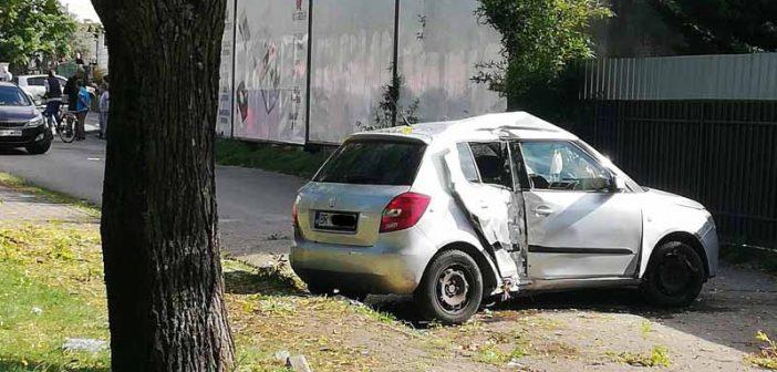 Dvije ženske osobe povrijeđene u saobraćajnoj nezgodi